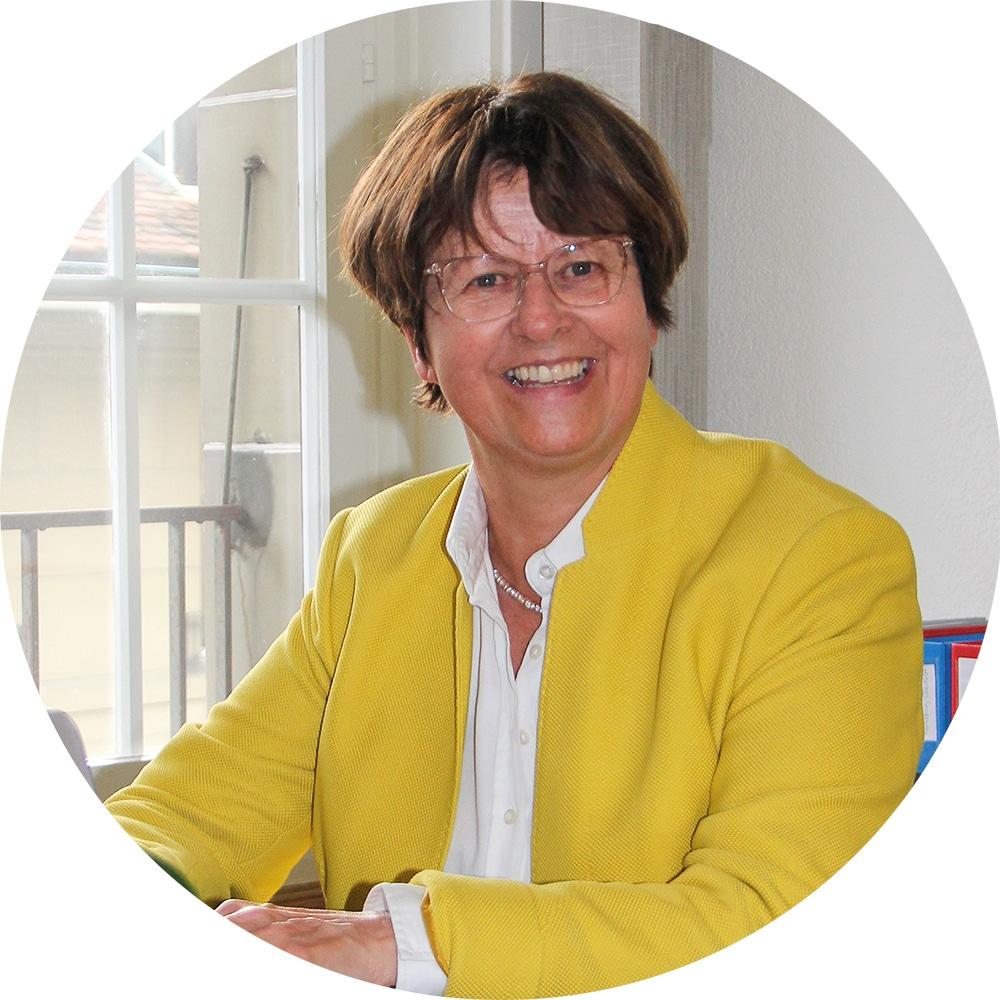 Personal und Organisations Expertin Monika Henzen