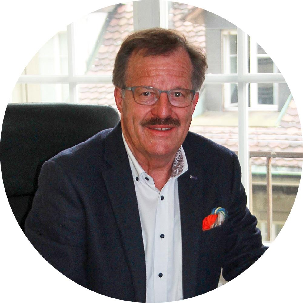 Public Relation Spezialist und Lobbyist Roman Weissen